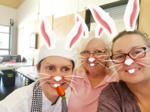 Sheree Ann Wendy bunnies